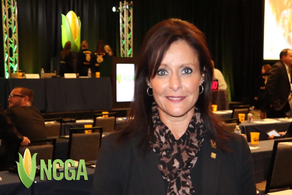 Nebraska Corn congratulates Deb Gangwish on her election to the NCGA corn board
