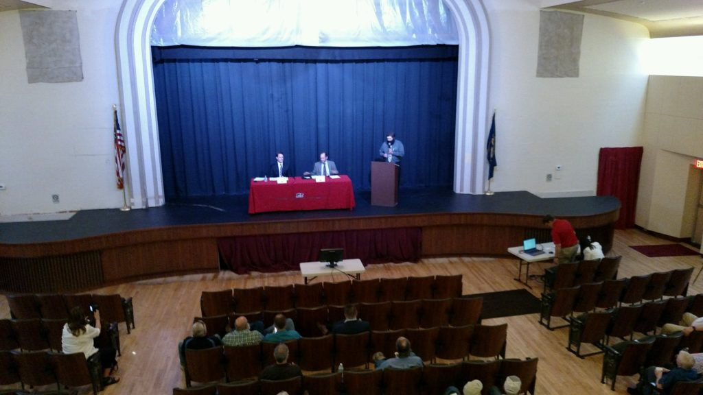 District 16 Legislative Candidates Make Their Pitch At Forum In West Point