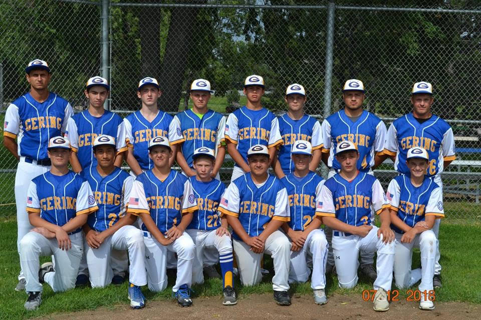 Gering 14-U youth team hosts, wins state tournament