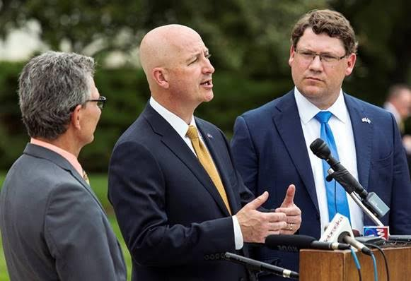 Gov. Ricketts Announces Record Transportation Investment for 2019