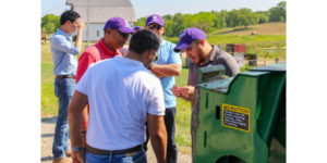 Professionals learn about grain purchasing