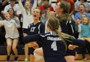 Bulldog volleyball lands AVCA award for 19th-straight year