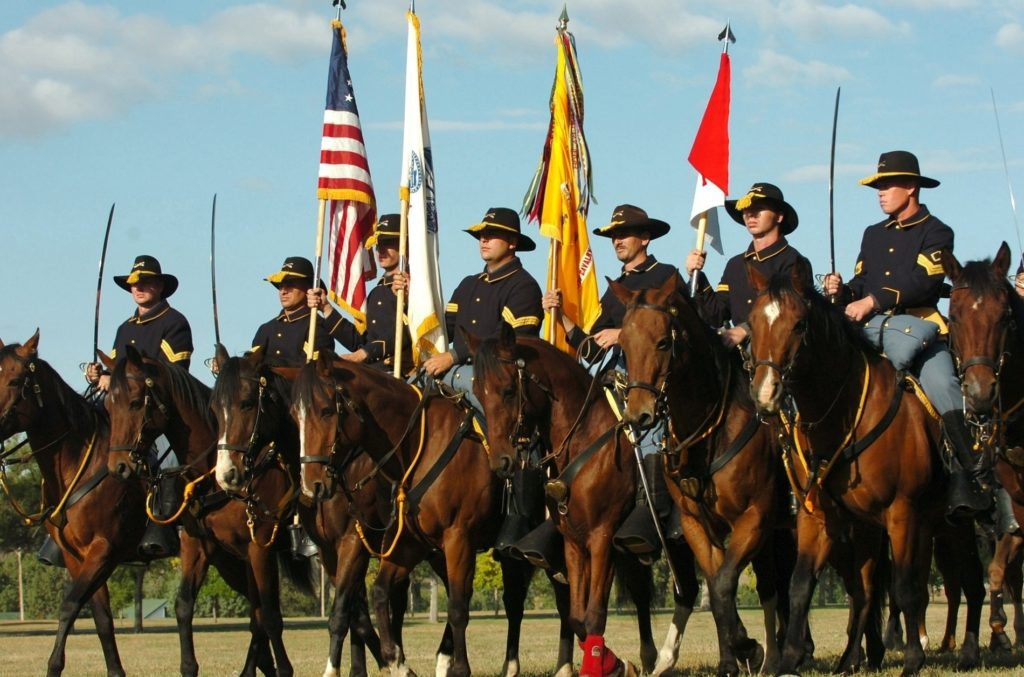Infantry, cavalry demonstrations coming to Fort Robinson