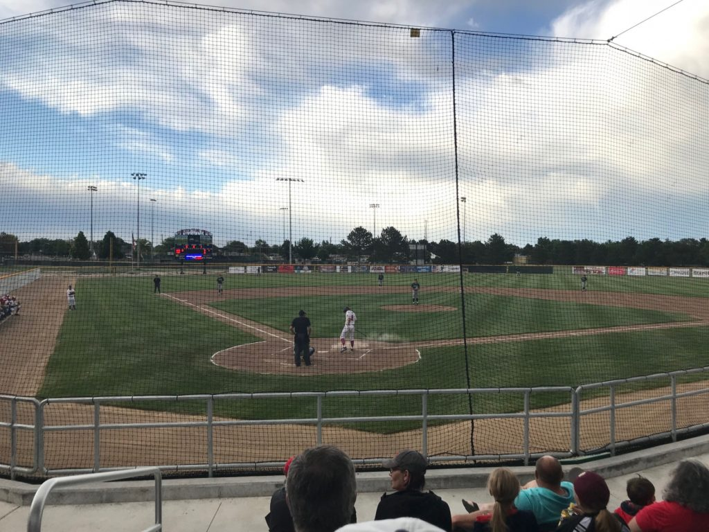 Gering vs. Westco at new ballpark tonight