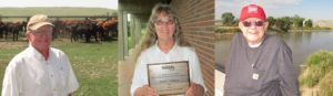 Service to Ag and service to Extension recognized