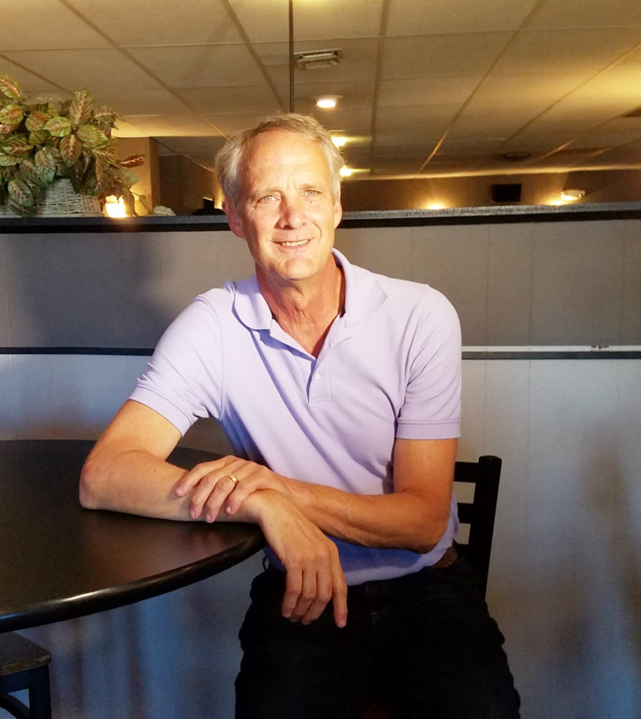 Candidate for 3rd Congressional District stops in Scottsbluff
