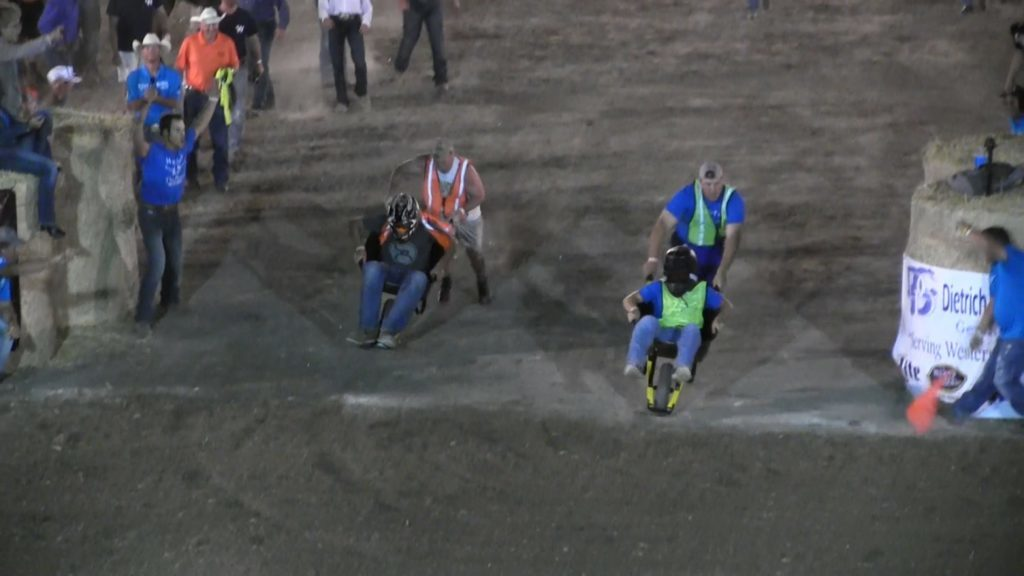 35th year for amazing Scotts Bluff County Fair Rubber Check race