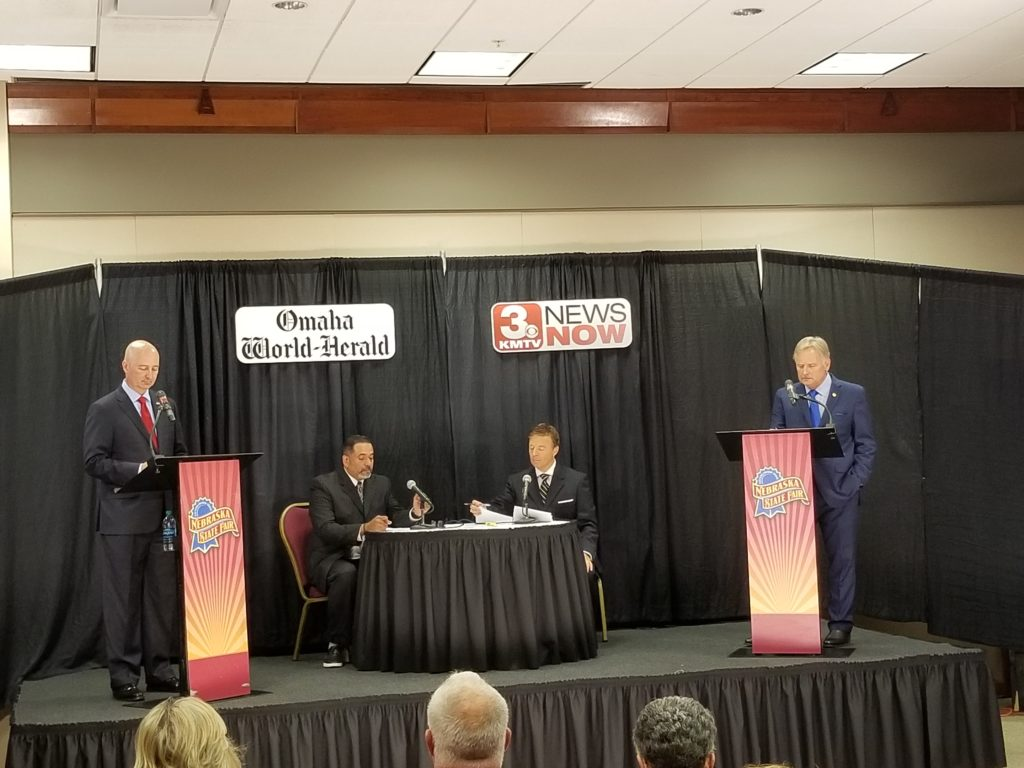 Both Gubernatorial candidates identify property taxes as top issue in race