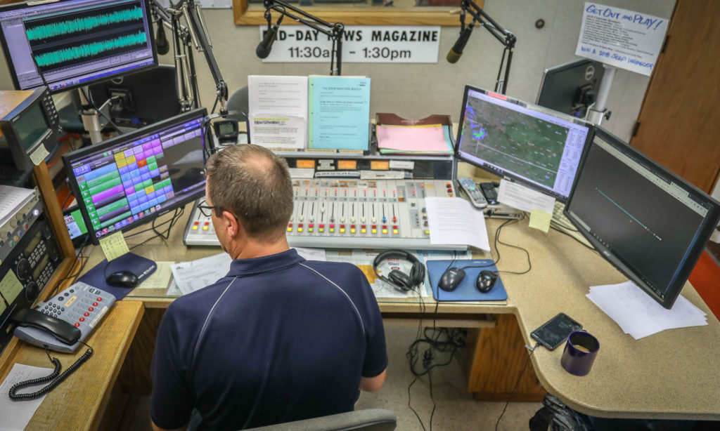 (Video) Behind the Mic: Midday Host Scott Foster
