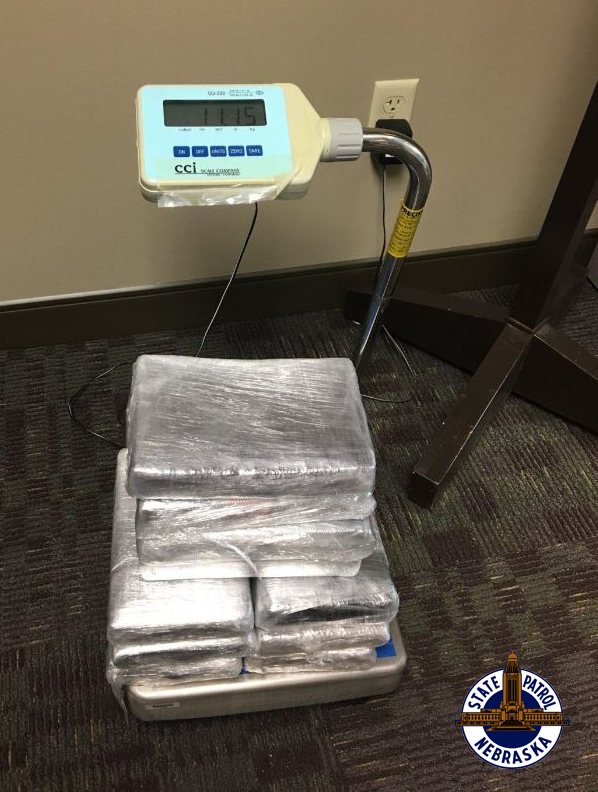 NSP Seizes 24 LBs of Heroin in Omaha