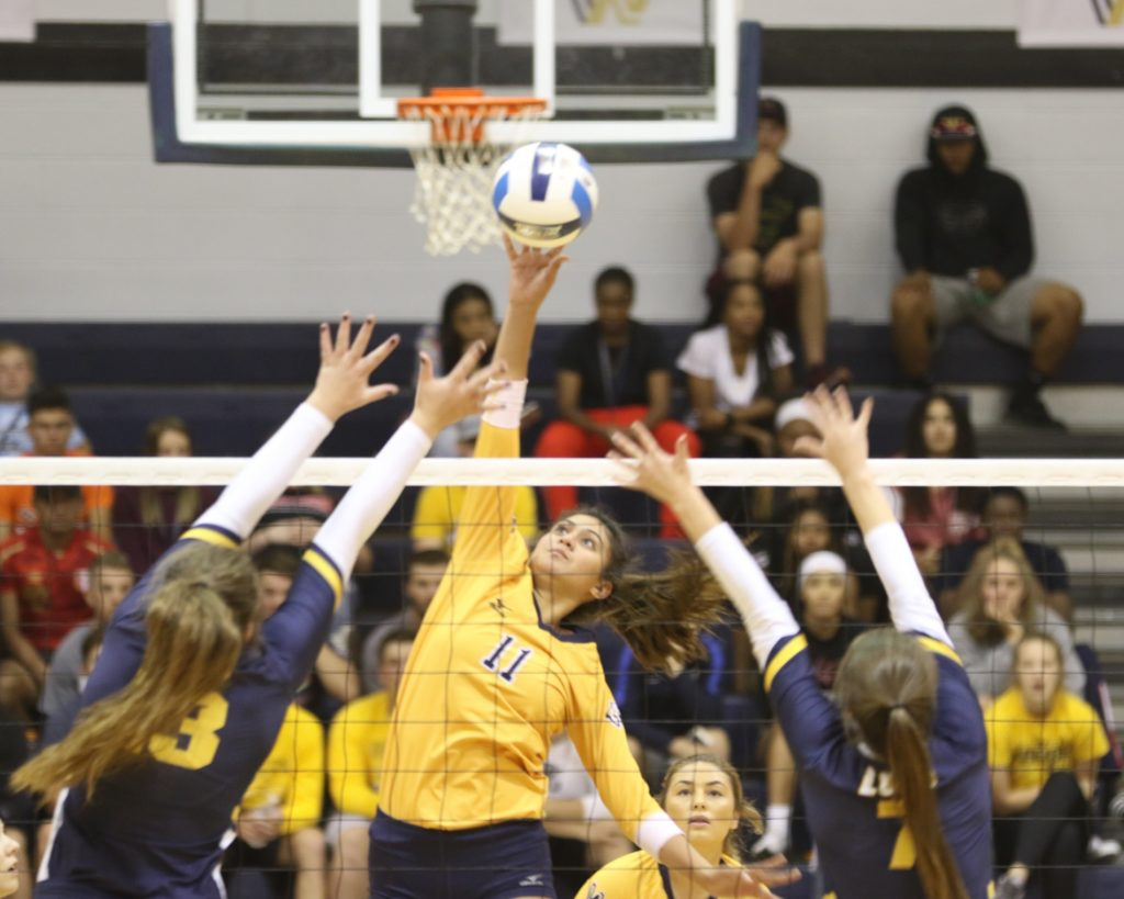 WNCC wins five-setter over No. 12 LCCC