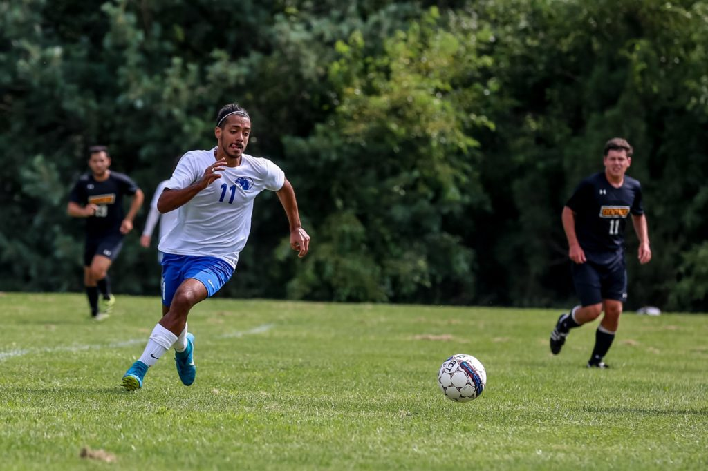 Men's Soccer: York beats Concordia 2-1 in nonconference play