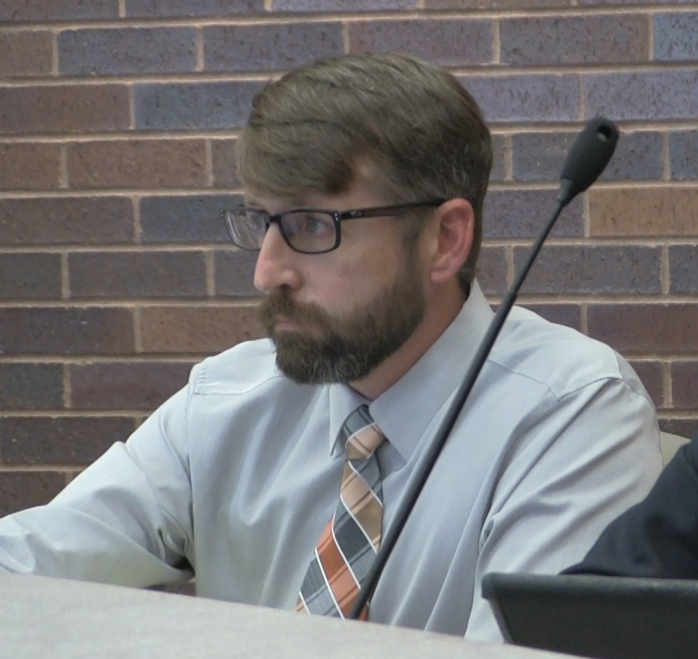 Backus objects to Gering council forming education committee on sales tax renewal