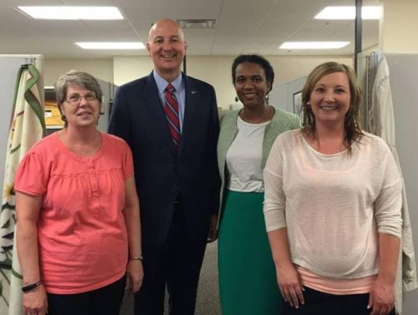 Gov. Ricketts Thanks Health & Human Services CEO for Helping Transform Services for Nebraskans