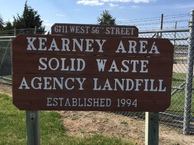 Kearney landfill to offer free tire disposal