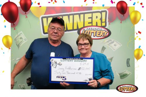 Grand Island man wins $62 Grand