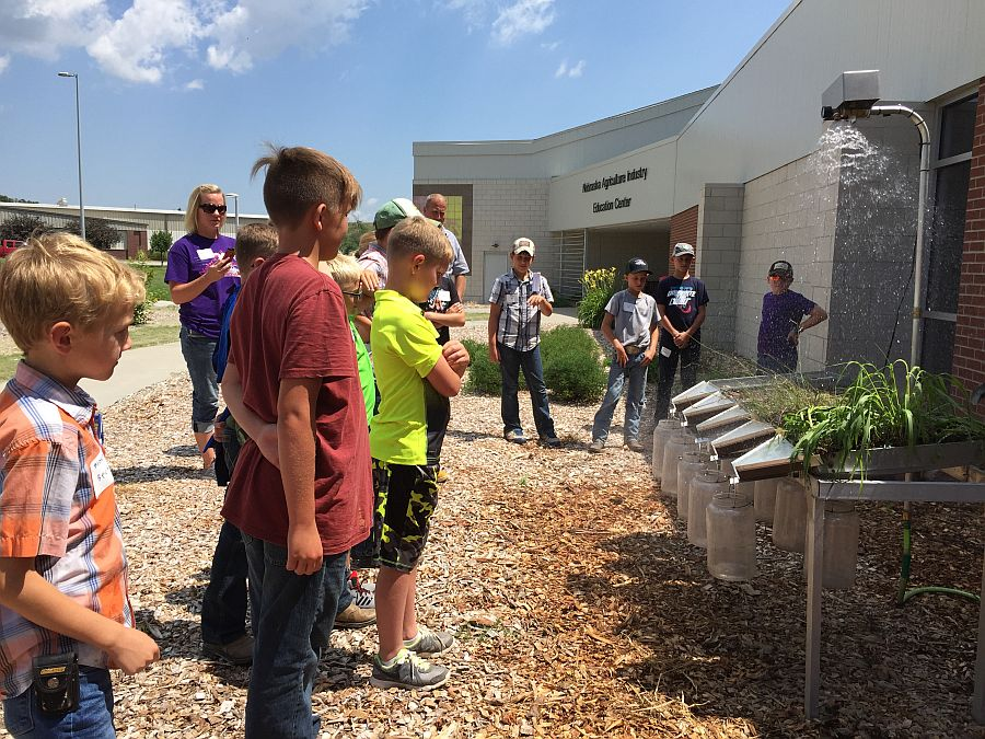 3rd Annual Agronomy Youth Field Day Held