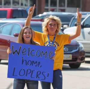 UNK kicking off new year with Blue Gold Welcome events