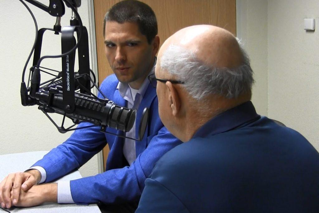Nebraska Economic Development Director visits Scottsbluff and KNEB