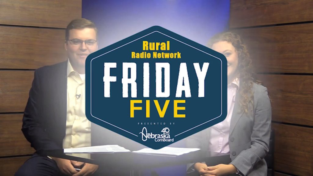 (Video) Top News in Agriculture – Friday Five, August 24, 2018