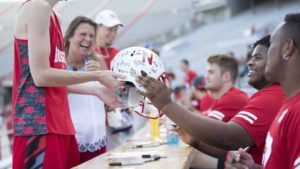 Nebraska Football Fan Day Presented by U.S. Cellular Set for Saturday