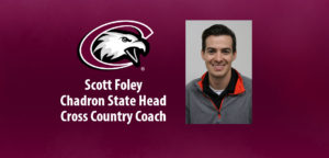 Chadron State has new cross country, distance coach