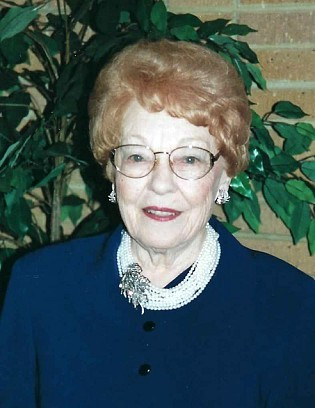 Ruth W. Frank-Blaha, 99, Scottsbluff
