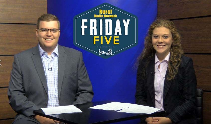 (Video) Top Stories in Agriculture – Friday Five