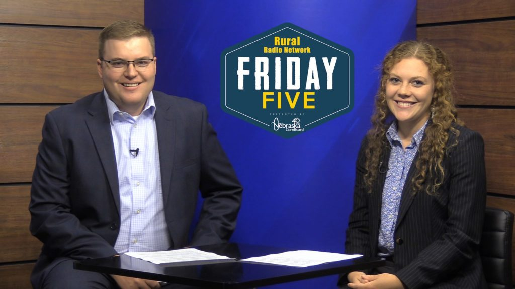 (Video) Top Agriculture News – Friday Five
