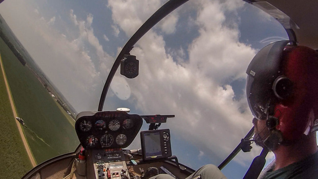 (Video) Above the Tassels – Aerial Application with Helicopters