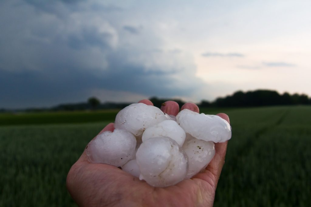 Experts: Hail damage is worse, but climate role uncertain