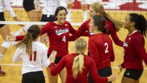 NU Holds Red-White Scrimmage