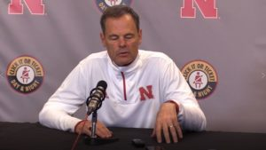 John Cook talks B1G Ten Volleyball - Huskers Press Conference (Nov 19, 2018)