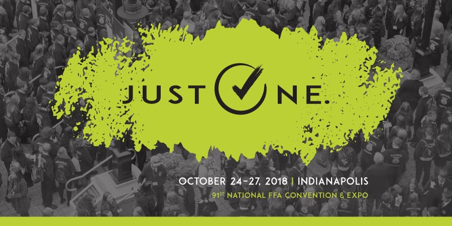 Three Sponsors to be Honored at 91st National FFA Convention & Expo in October