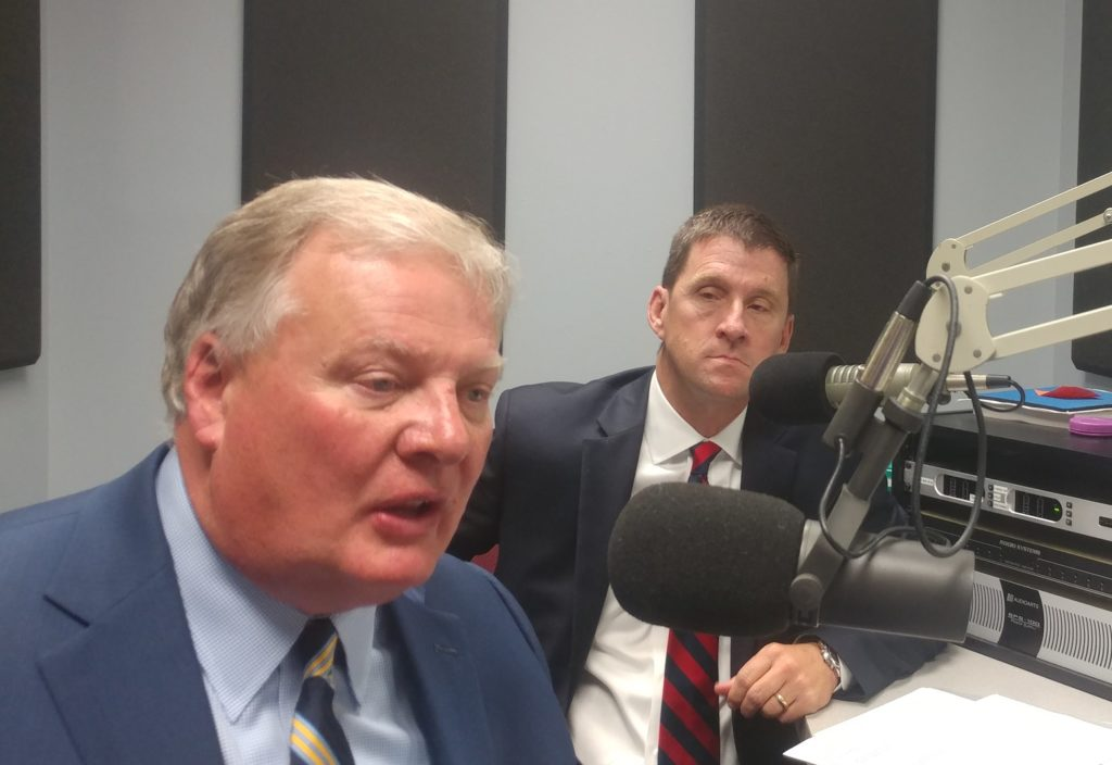 "(Audio) Special Edition of ""Chat with the Chancellor"" with Dr. Hank Bounds and Chancellor Doug Kristensen"