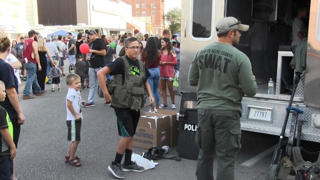 SPD hosting National Night Out Tuesday in downtown Scottsbluff