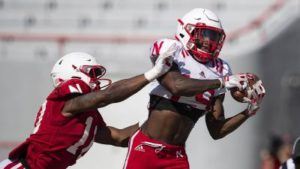Huskers Hold Major Scrimmage