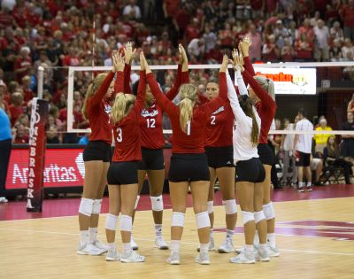Huskers Sweep Missouri State