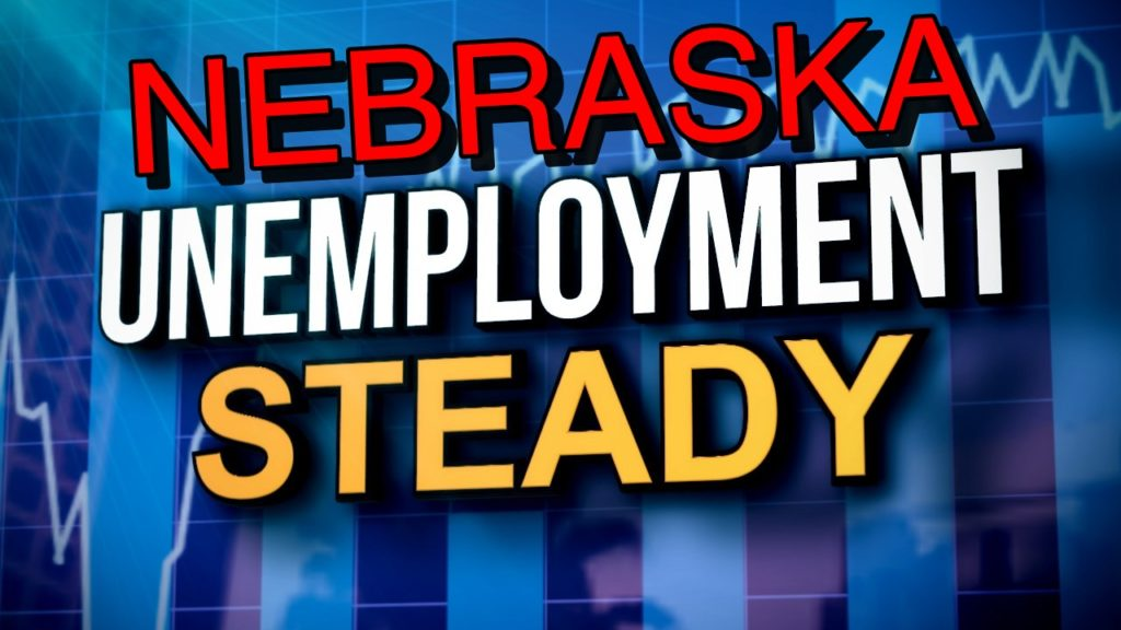 State: Nebraska jobless rate steady at 2.9 percent in July