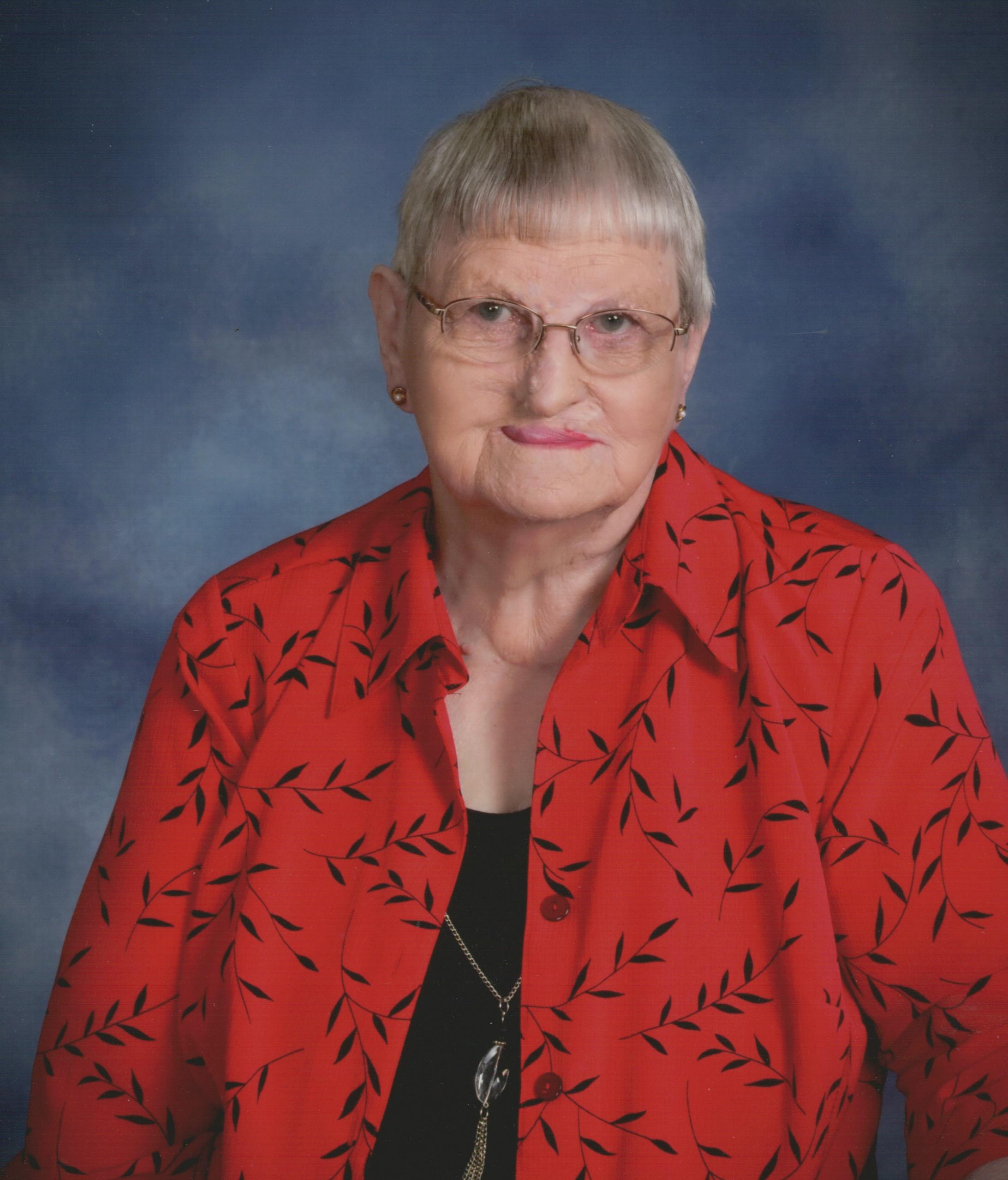 Oliva Luebbert, age 93, of West Point