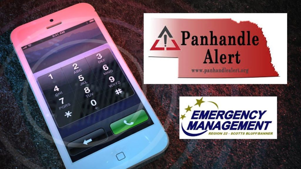 1,100 Sign Up for Panhandle Alert in Scotts Bluff and Banner Counties