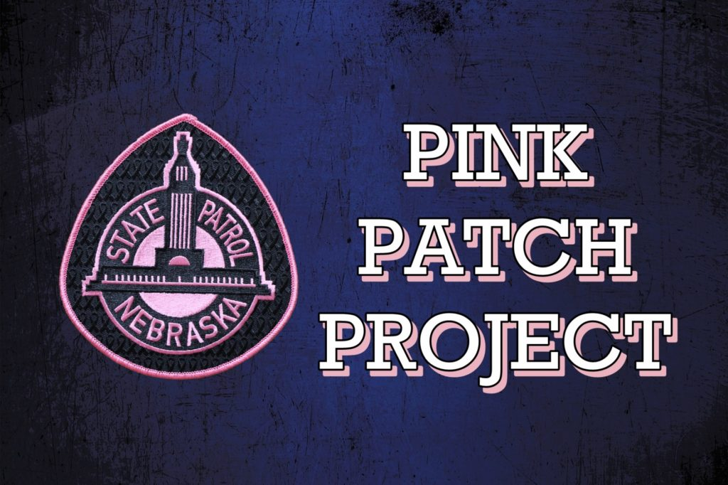Troopers to don pink patches for breast cancer awareness