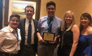 Broadcasters award gold to Lex. Senior High video