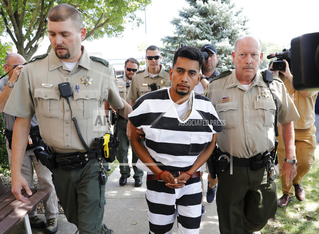Suspect in Iowa woman's slaying was a hardworking farmhand