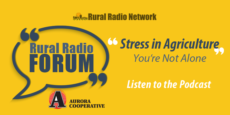 Rural Radio Forum – Stress in Agriculture