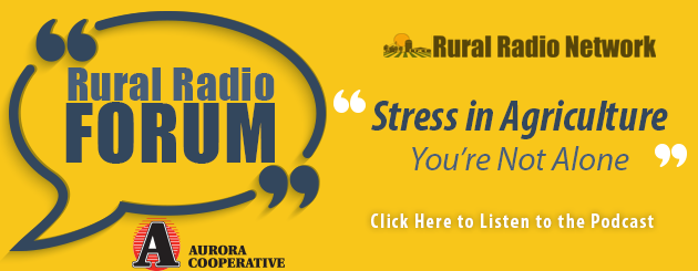 Rural Radio Forum - Stress in Agriculture