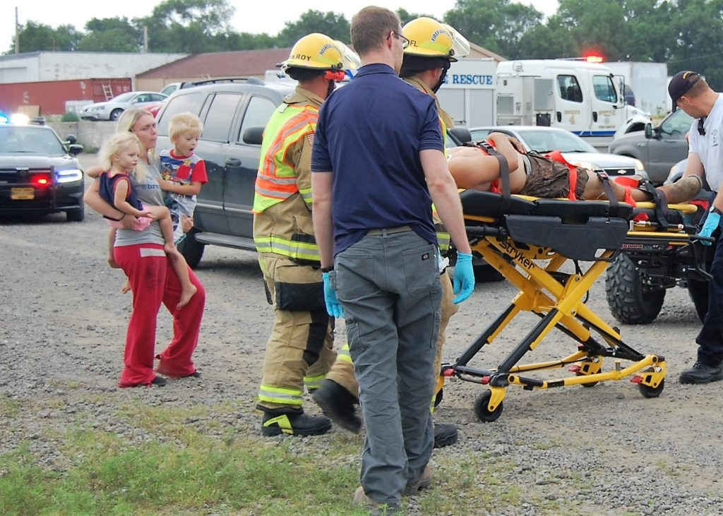 Two Weekend Accidents In Stanton County