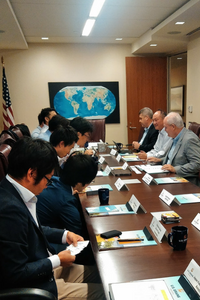 U.S. Grains Council Talks Grain Quality With Japanese Customers