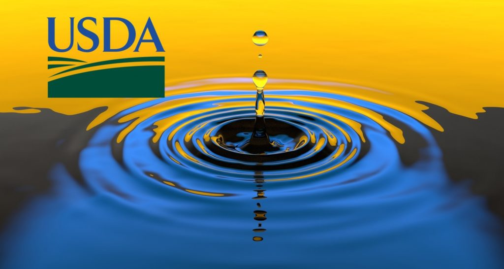 USDA Offers $5 Billion in Loan/Grant Funds for Water Systems and Wastewater Treatment Plants