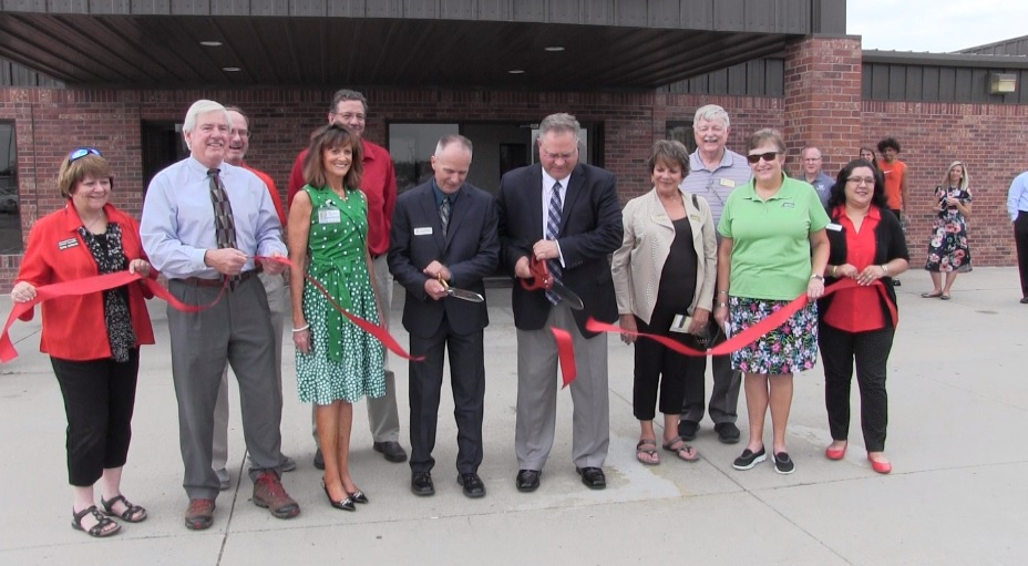 Visitors impressed at ribbon cutting for YMCA at Regional West
